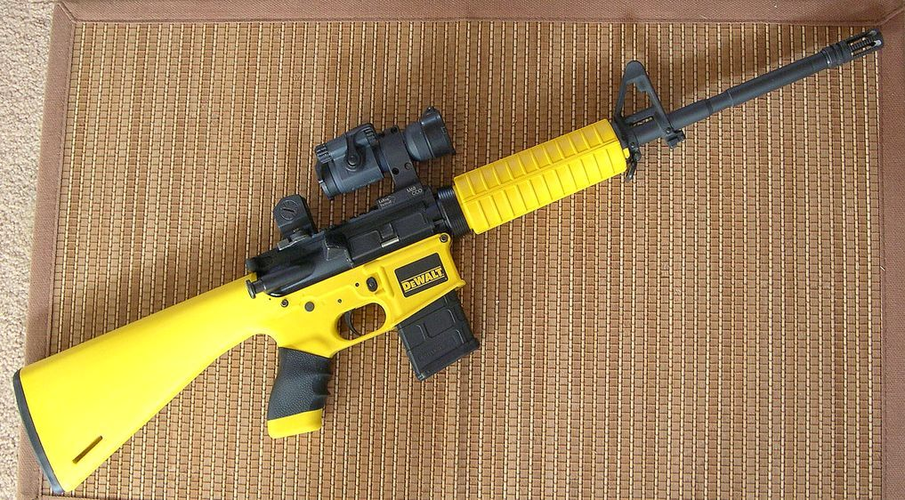 Is The Dewalt Ar Nail Gun Real - Best Image Nail 2017